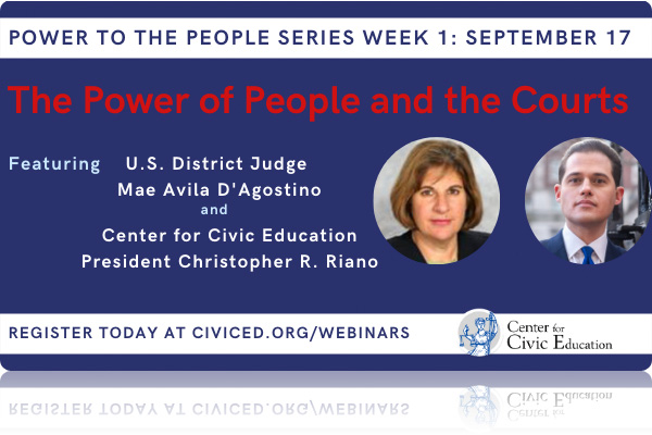 Constitution Day Webinar Features Recent Supreme Court Rulings