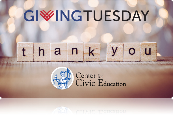 Thank You for Making GivingTuesday a Success!