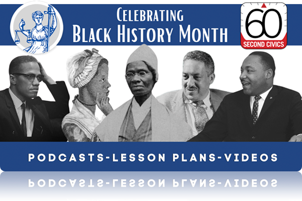 Teach Black History Month with Lesson Plans and Daily Podcasts