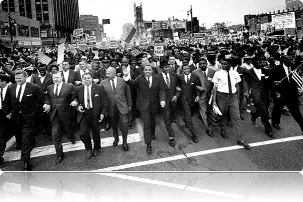 How Have Civil Rights Movements Resulted in Fundamental Political and Social Change in the United States?