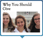 Why You Should Give