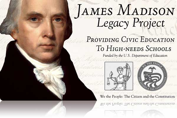 jamesmadison announcement 2015