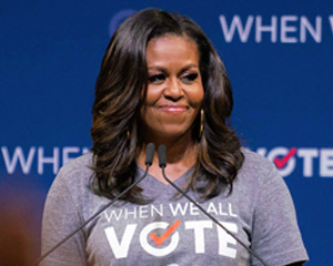 Center Resources Featured in Michelle Obama's, When We All Vote, Toolkit