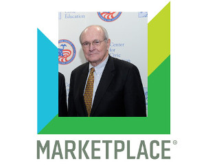 Charles N. Quigley Interviewed About Civic Education for Marketplace Radio Show