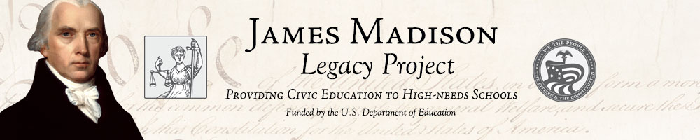 james madison project