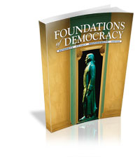 Foundations of Democracy High School Student Book (image)